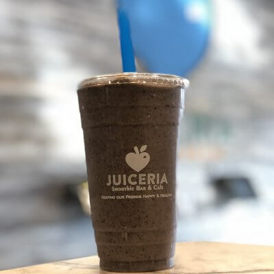 Juiceria Banana Blueberry Avocado