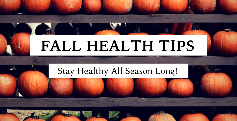 Fall Health Tips